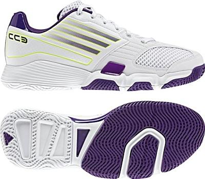 Adizero HB CC 3 W Dámské boty