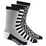 CREW SOCK 3P W Dámské ponožky