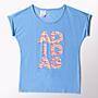 YG W B LING TEE Dětské tričko