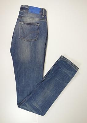 W Skinny fit Dámské kalhoty