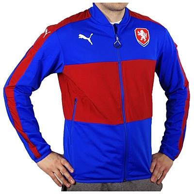 Czech Republic Stadium Jacket Pánská bunda