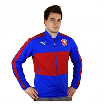 Czech Republic Stadium Jacket Pánská bunda