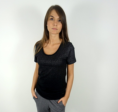 TEE-SCOOP SAFARI HOOK Dámské tričko
