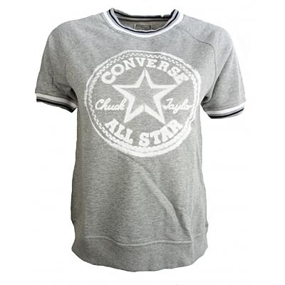 CORE PLUS SHORT SLV CREW Dámské tričko