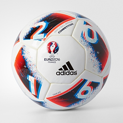 EURO16 COMP Fotbalový míč
