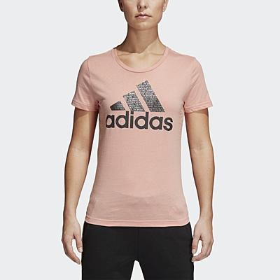 FOIL TEXT BOS Dámské tričko