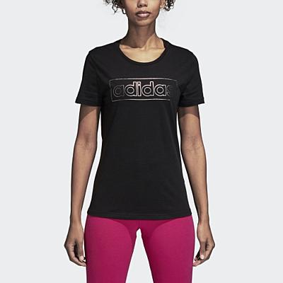 FOIL LINEAR TEE Dámské tričko