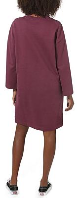 WM CHROMO II DRESS PRUNE Šaty