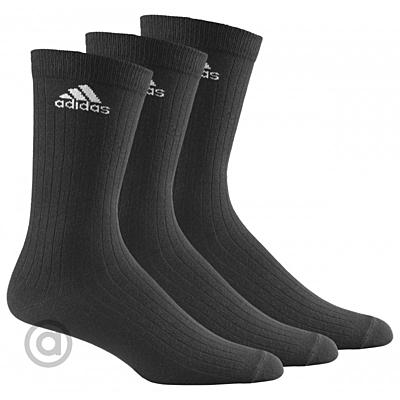 Crew Rib T 3pp Ponožky